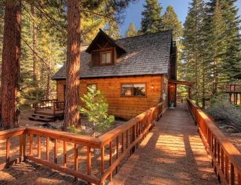 Jerves Tahoe Vacation Cottage